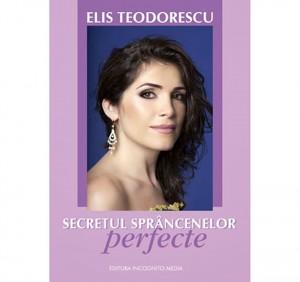 Cartea Secretul sprancenelor perfecte
